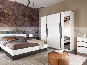 Спален комплект City 7013