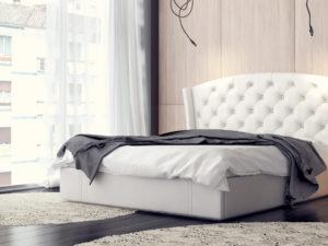 Тапицирано легло Paris