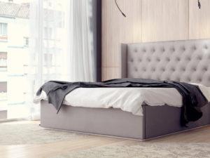 Тапицирано легло Diplomat Lux