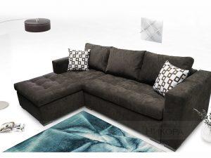 Ъглов диван Крис с механизъм за сън