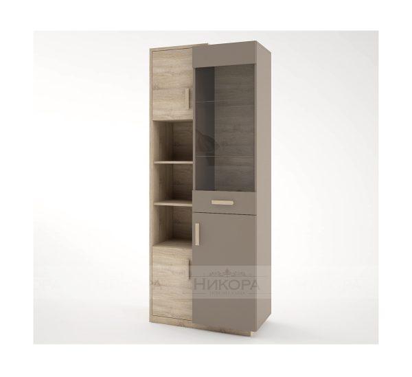 Шкаф Torino цвят лате