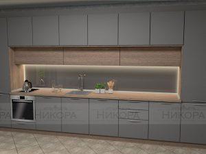 Кухня по проект. Изготвяне на 3D проект. Кухни от МДФ или ПДЧ