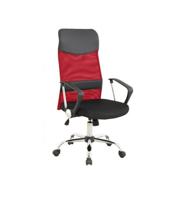 Офис стол Monti червен