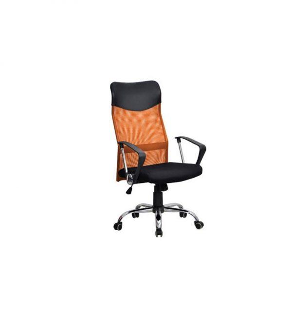 Офис стол Monti оранжев
