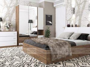 Спален комплект Ванила 2