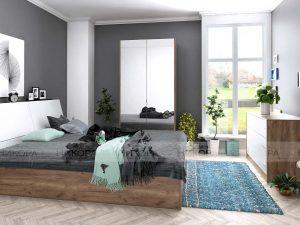 Модулна спалня Ванила 3