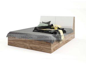 Легло от модулна спалня Ванила