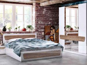 Спален комплект Алекса