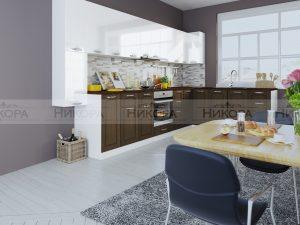 Модулни кухни с МДФ лице