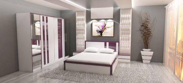 Спален комплект Фламенко