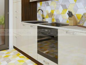 Модулна кухня City 887 с МДФ лице