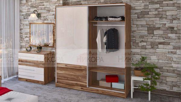 Спален комплект Вероника - гардероб
