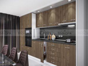 Модулна кухня City 868