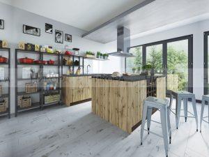 Модулна кухня City 916