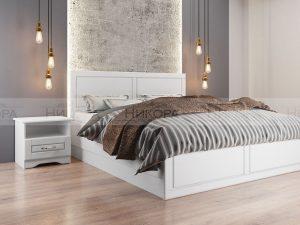 Легло с нощни шкафчета Romance