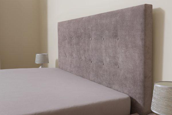 Спален комплект Madrid Lux с тапицирано легло
