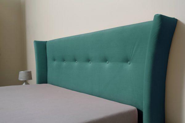 Тапицирано легло London различни размери