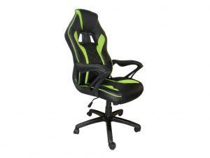 Офис стол Game 3 зелен