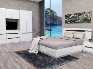 Модулна спалня Аляска конфигурация 2