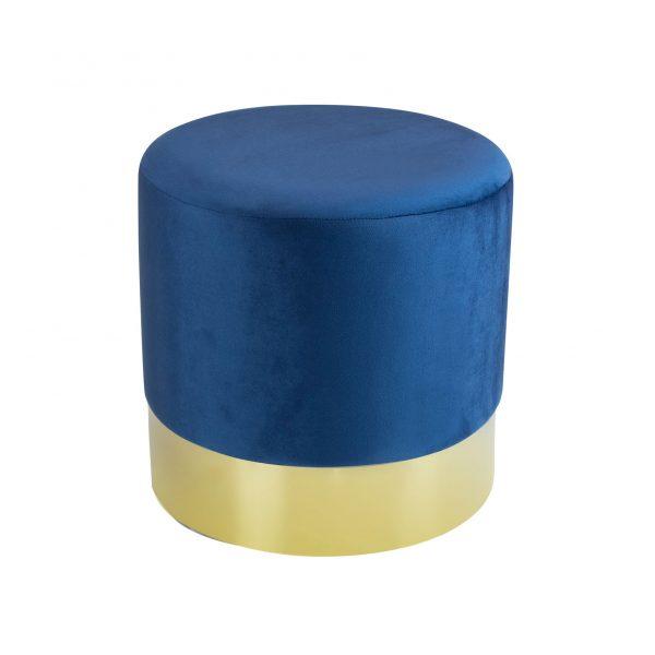 Табуретка Dino Gold синя
