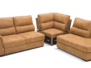 Модулни дивани