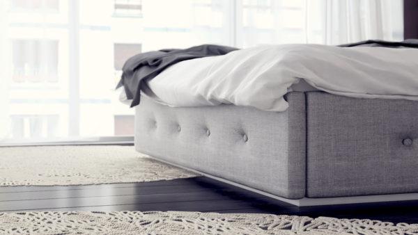 Тапицирано легло Diplomat Mini