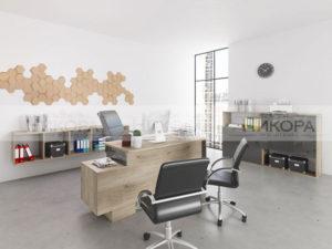 Офис обзавеждане Гранд City 9049