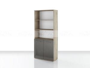 Офис обзавеждане Гранд - Шкаф с етажерка мод.63