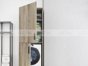 Шкаф за пералня City 4063