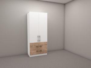 Модулна система Калифорния - конфигурирай сам своята спалня