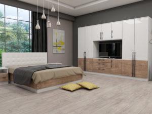 Модулна спалня Калифорния