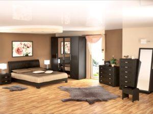 Модулна спалня Tokio